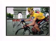 Cadel Evans Autograph Signed Photo - Tour de France